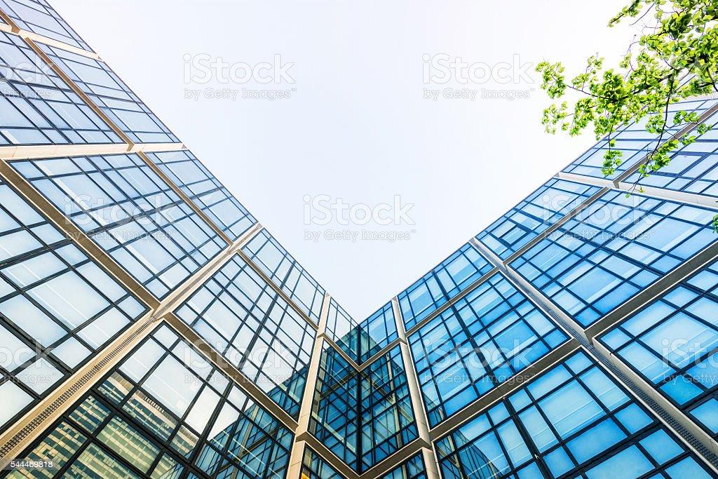 skyscraper in Paris stock photo