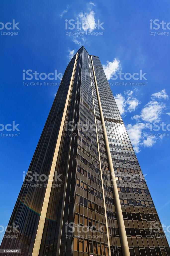 Skyscraper Paris stock photo