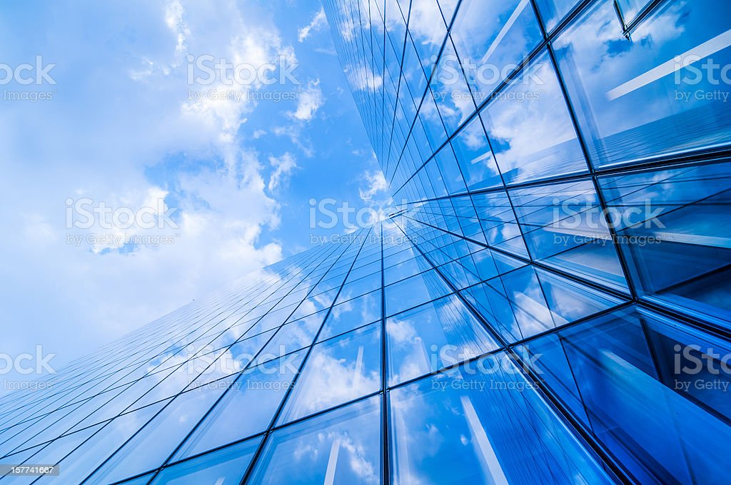 Skyscraper royalty-free stock photo