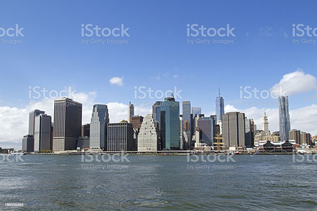 skyscrapers, royalty-free stock photo