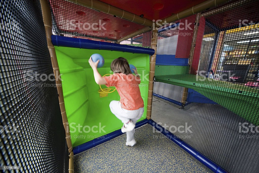 Slam Dunk royalty-free stock photo