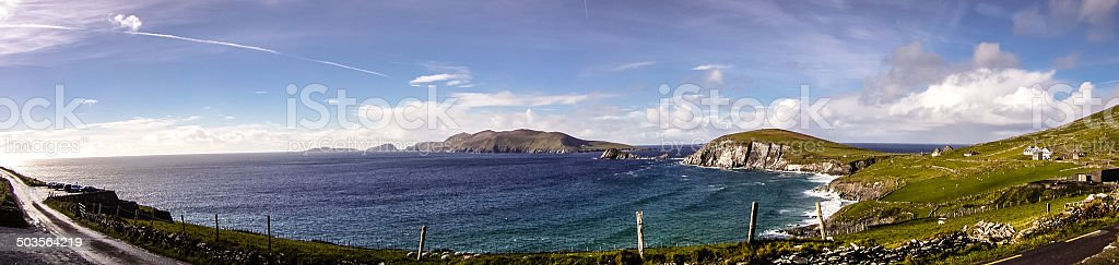 Slea Head stock photo