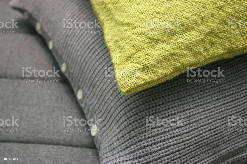 Sleek Furnishings royalty-free stock photo