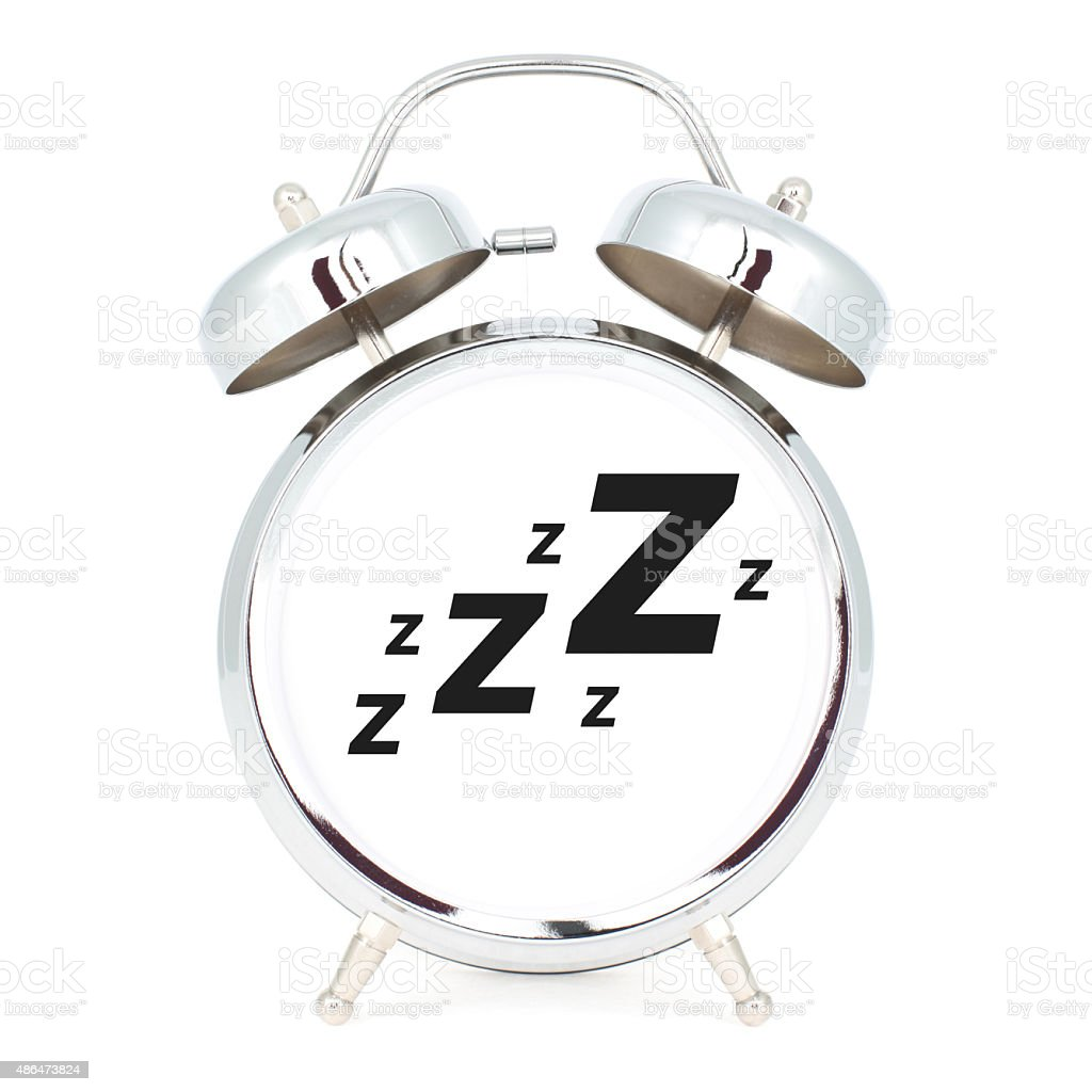 sleep concept stock photo