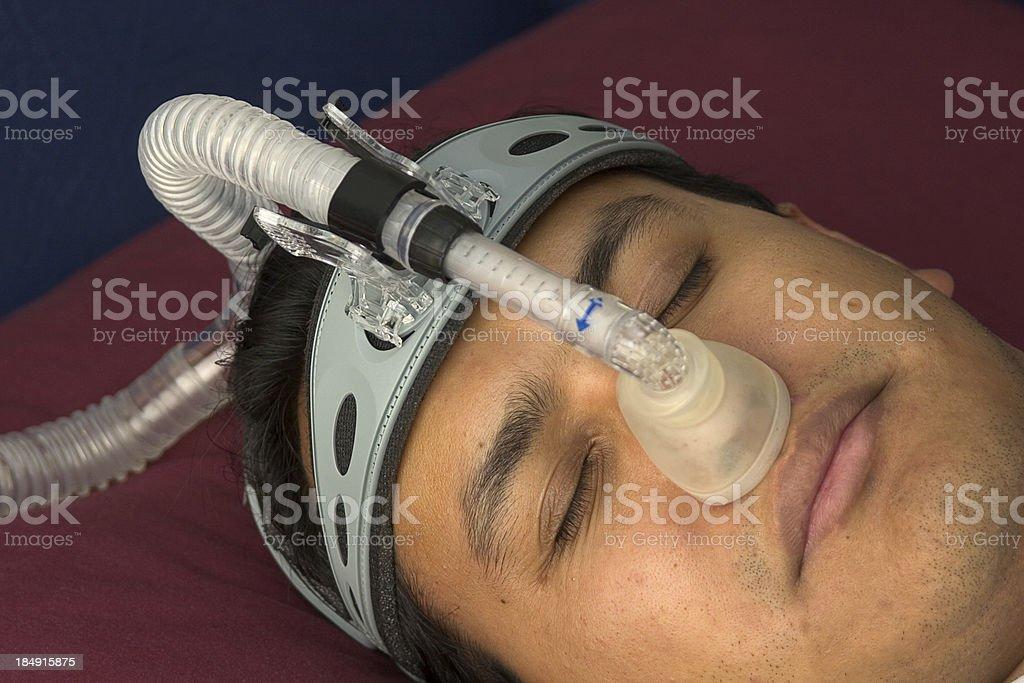 sleep disorder stock photo