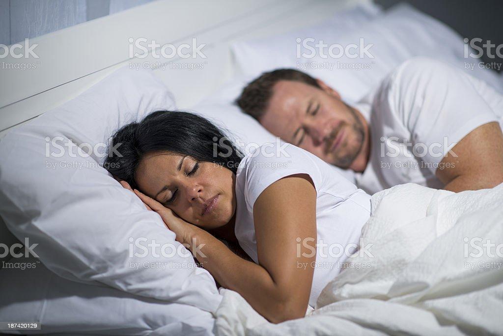 Sleep royalty-free stock photo