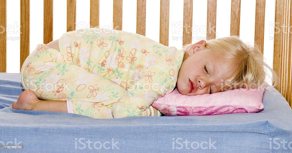 Und Schlafen Lizenzfreies stock-foto