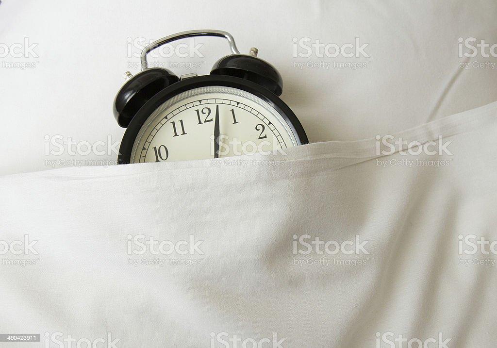 sleepy morning royalty-free stock photo