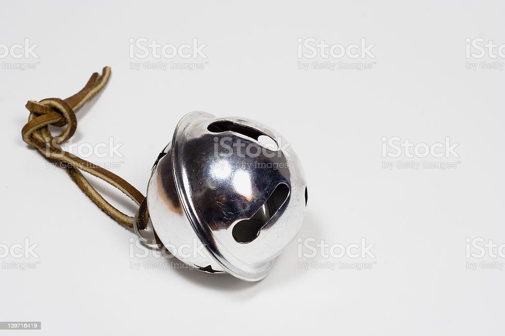 Sleigh Bell stock photo