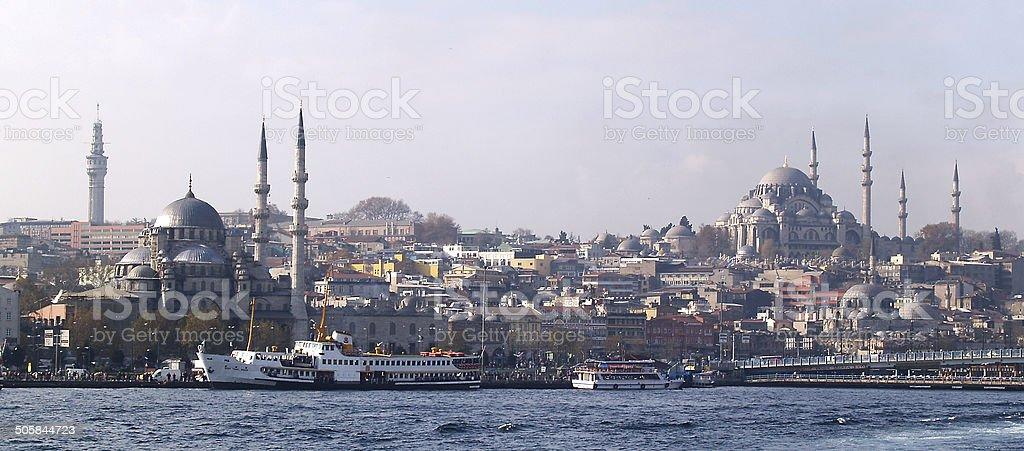 Süleymaniye stock photo