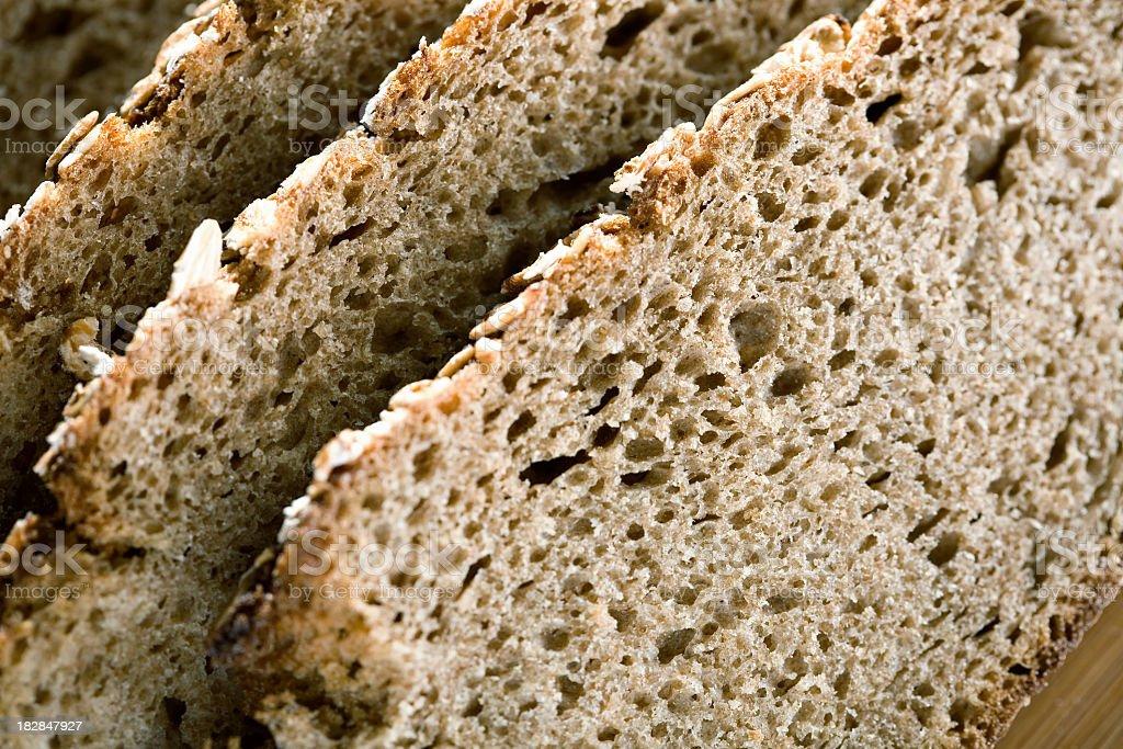 Slice Bread stock photo