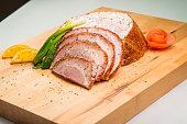 Sliced Pork Ham