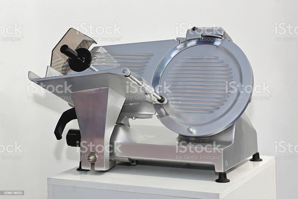 Slicer stock photo