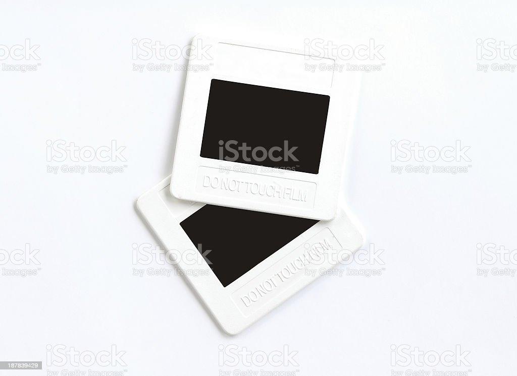 slide frame stock photo