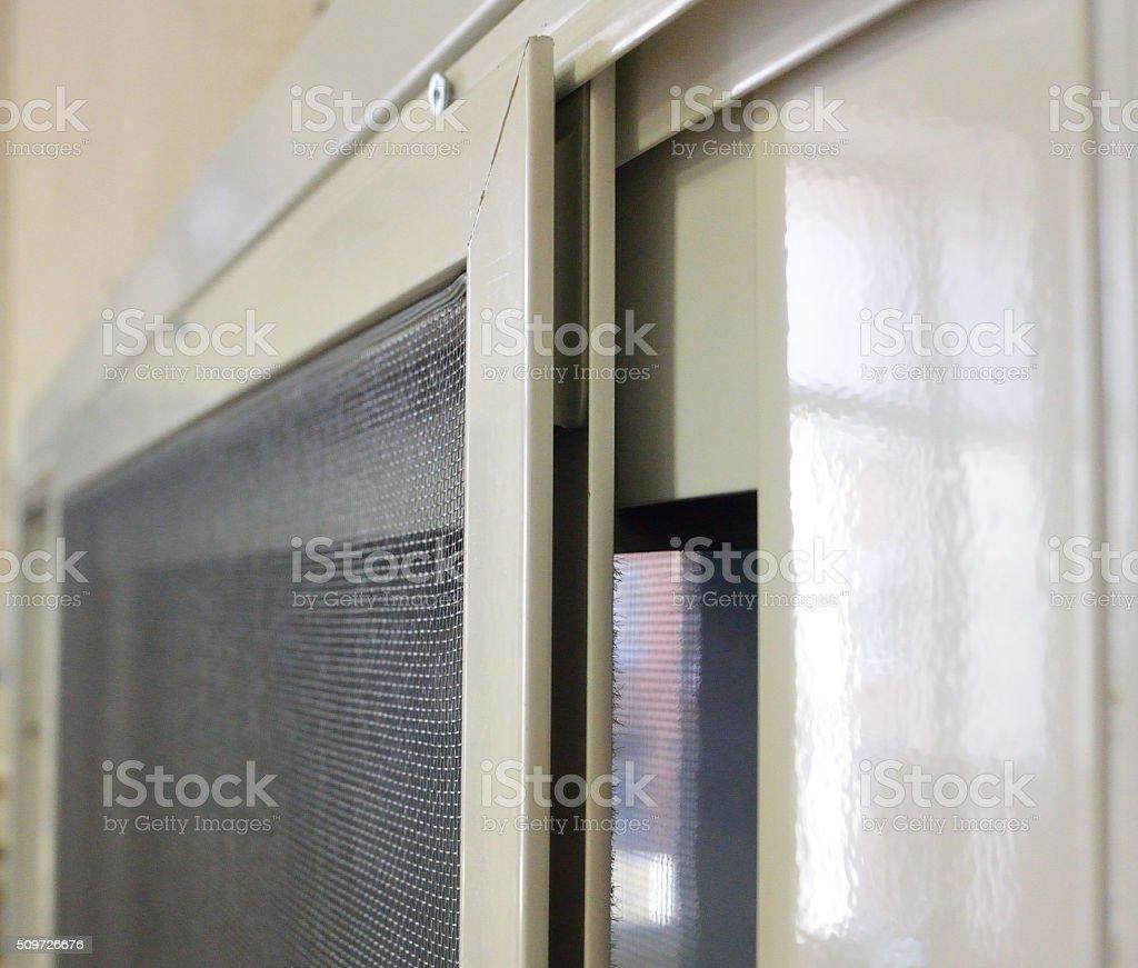 slide net stock photo