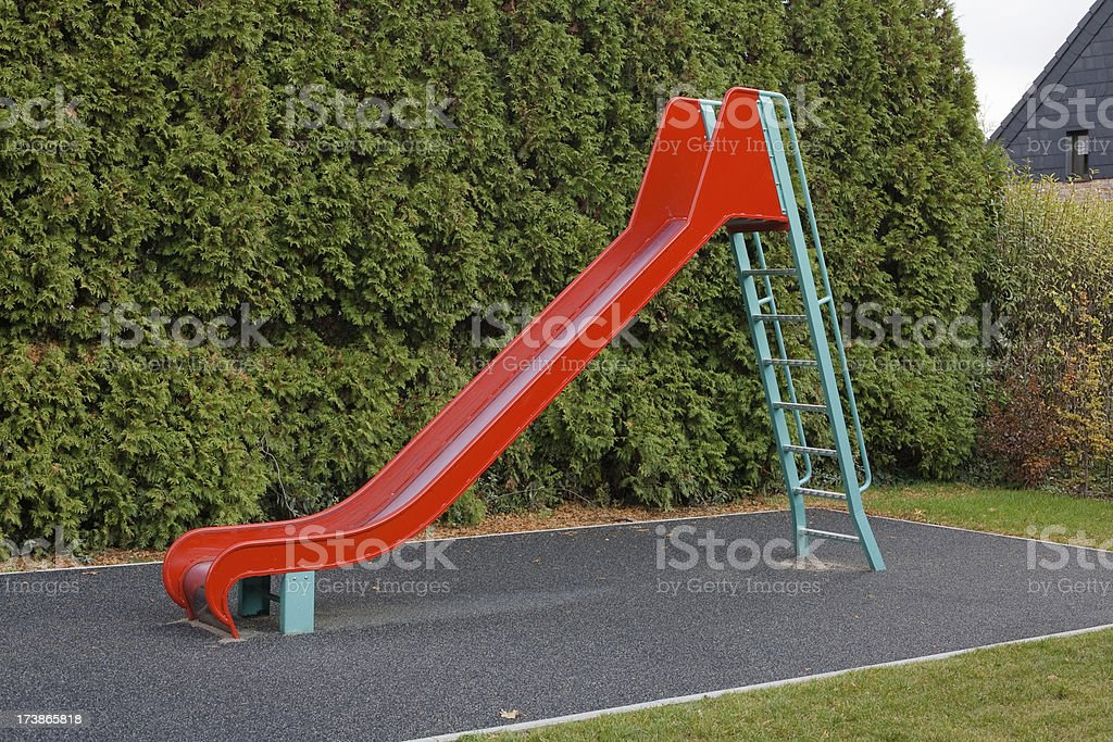 Slide royalty-free stock photo
