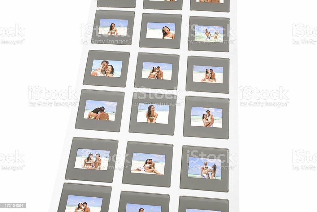 Slides stock photo