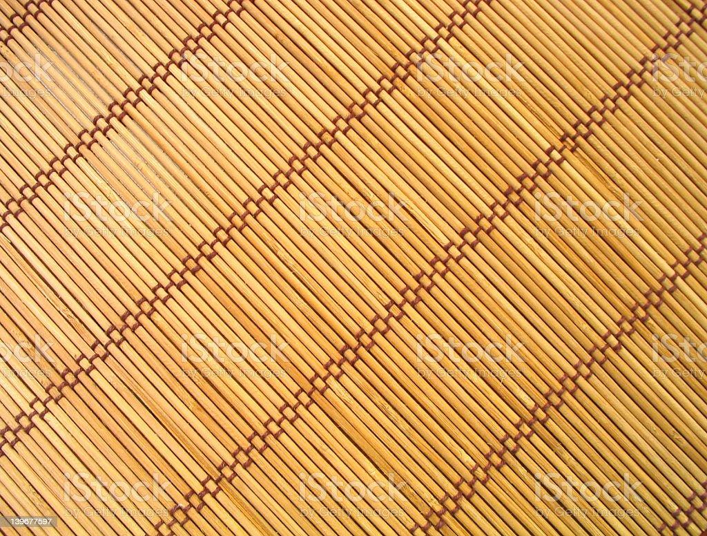 slim bamboo background royalty-free stock photo