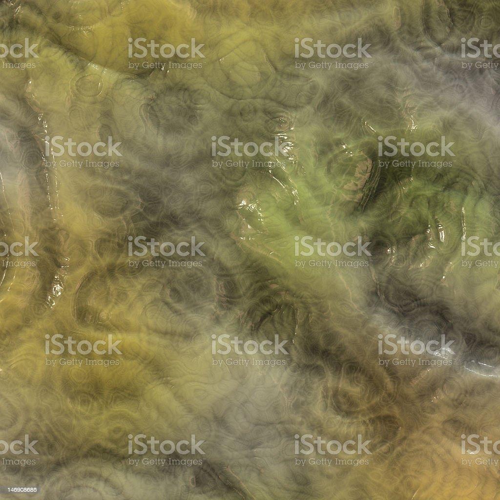 Slime. stock photo