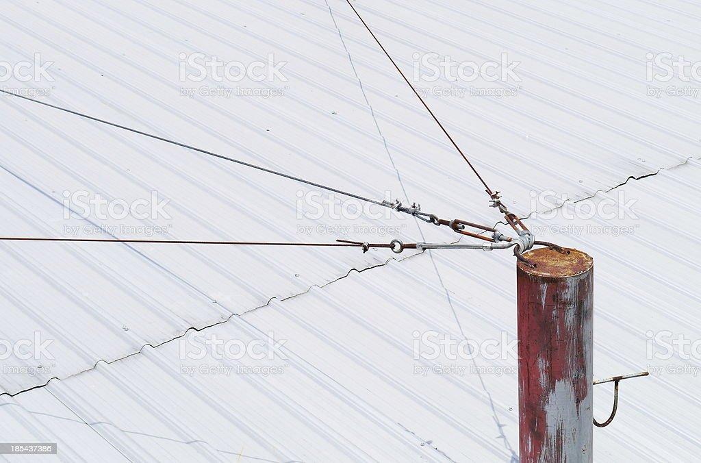 Sling pole . stock photo