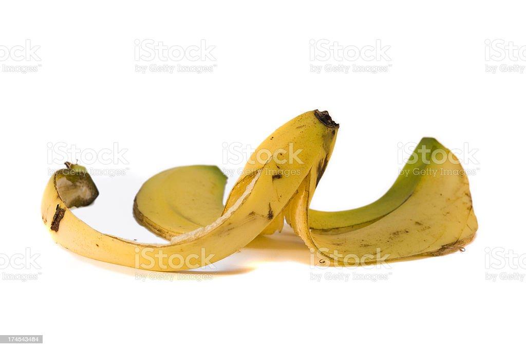 Slippy Banana royalty-free stock photo