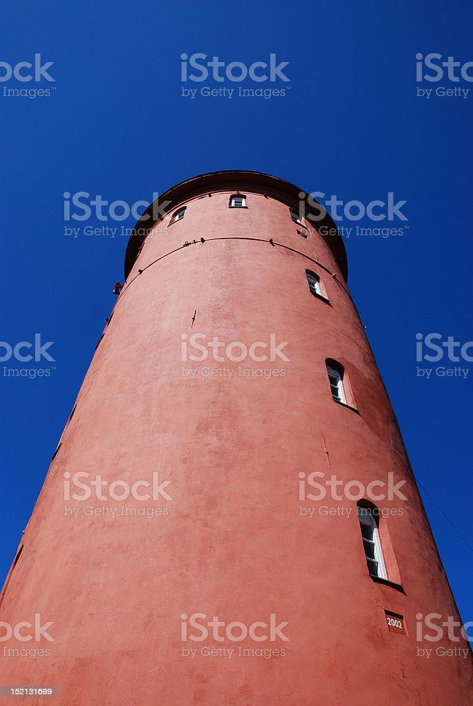 Slitere lighthouse royalty-free stock photo