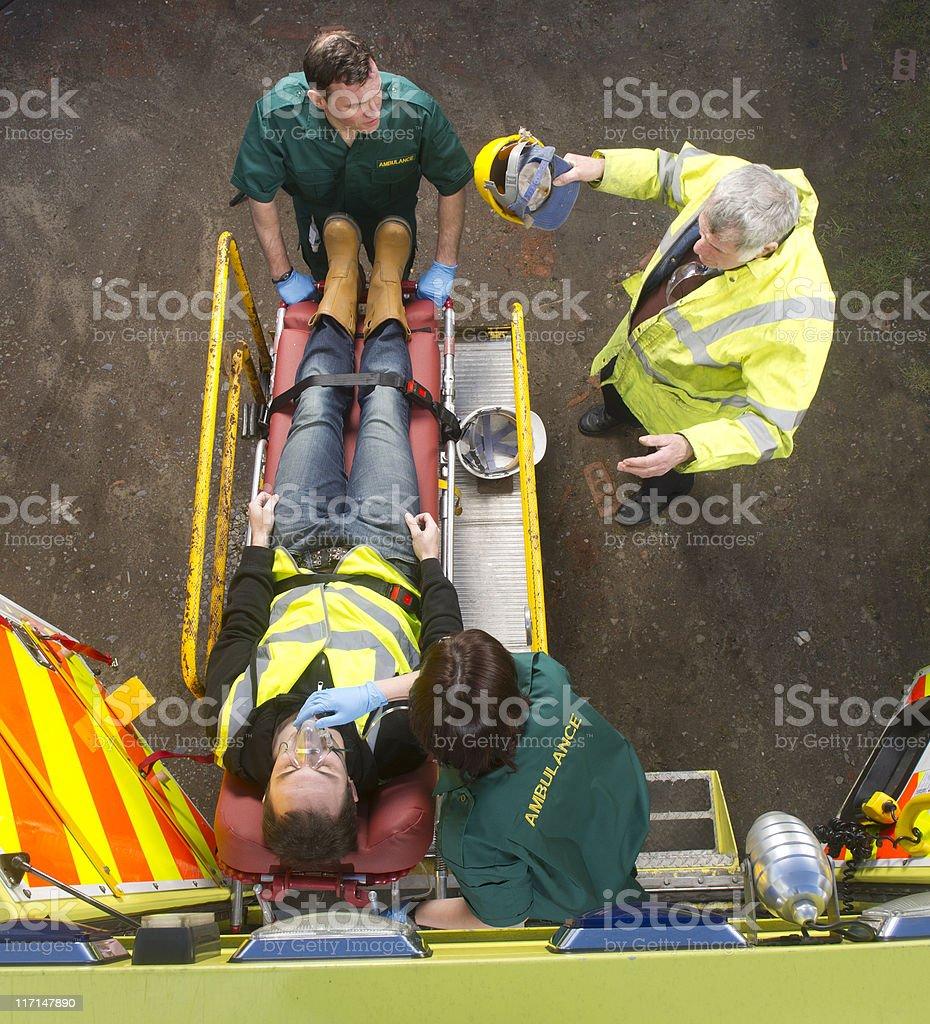 sloppy foreman stock photo