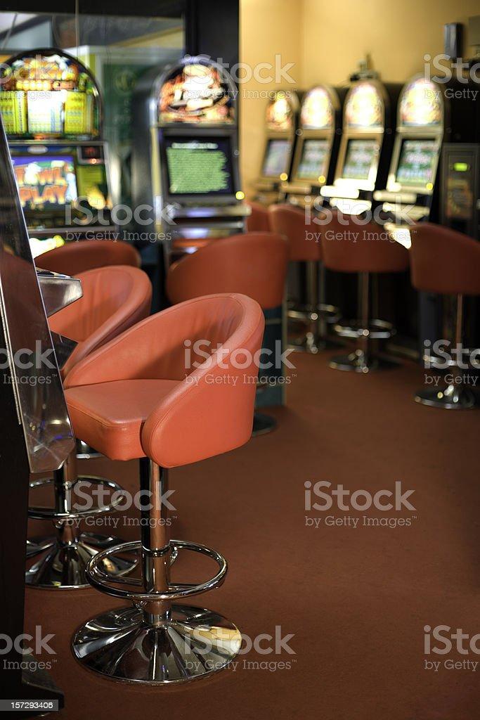 Slot Machine Casino royalty-free stock photo