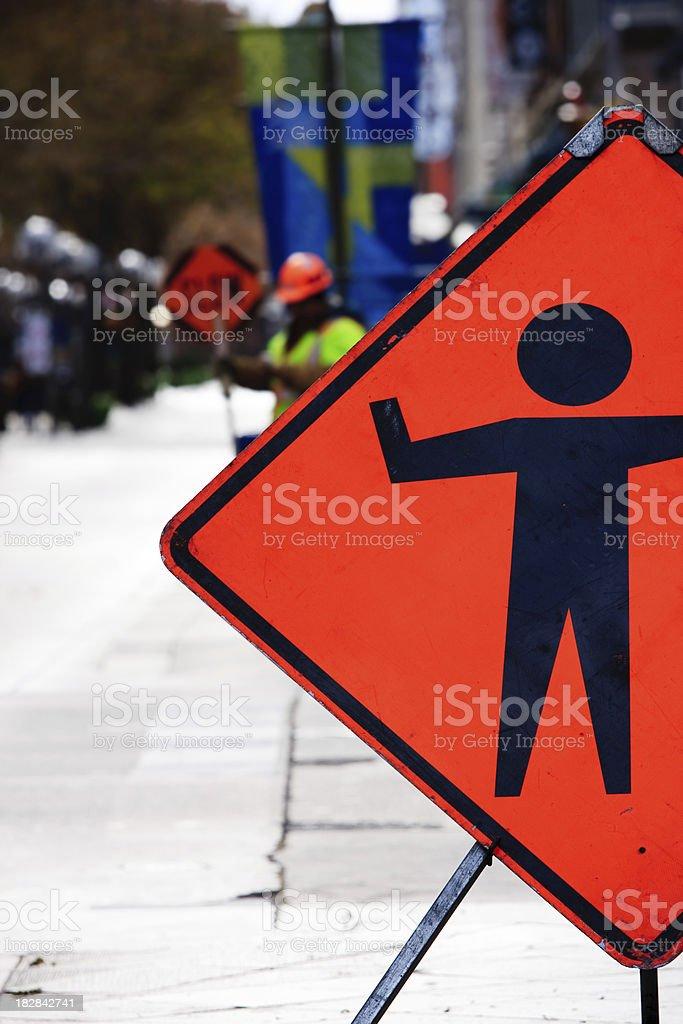 Slow down! stock photo