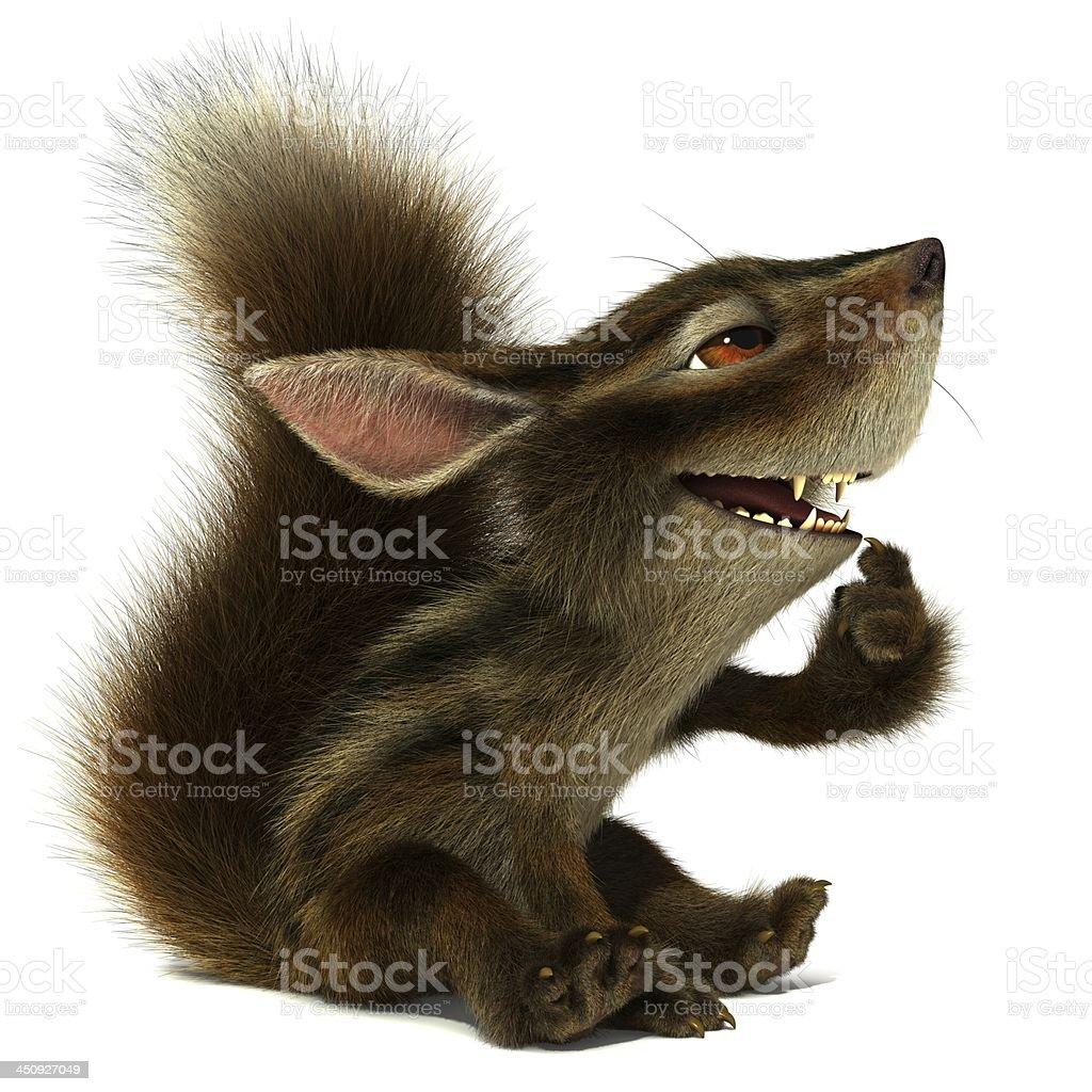 Small animal stock photo