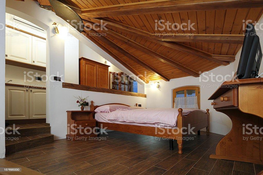 Small apartment royalty-free stock photo