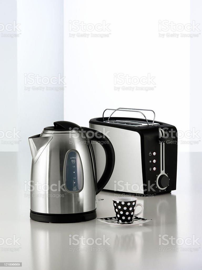 small appliances stock photo