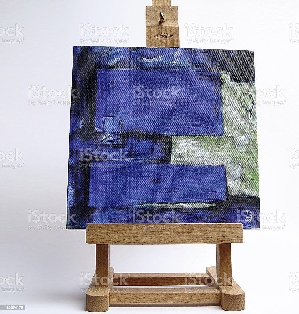 Small Artwork royalty-free stock photo