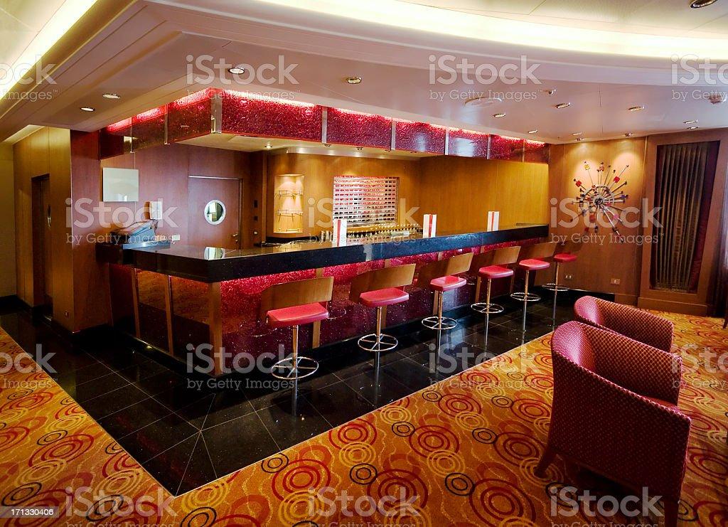 Small bar royalty-free stock photo