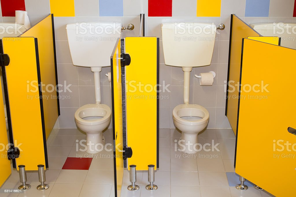 Elementary School Bathroom toilet closet bathroom elementary school building pictures, images