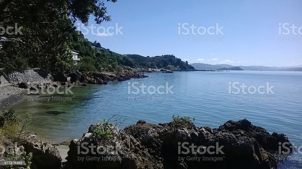 Small Bay stock photo