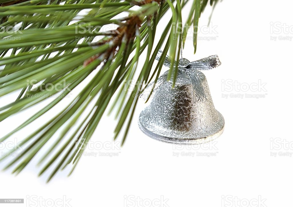 Small bell royalty-free stock photo
