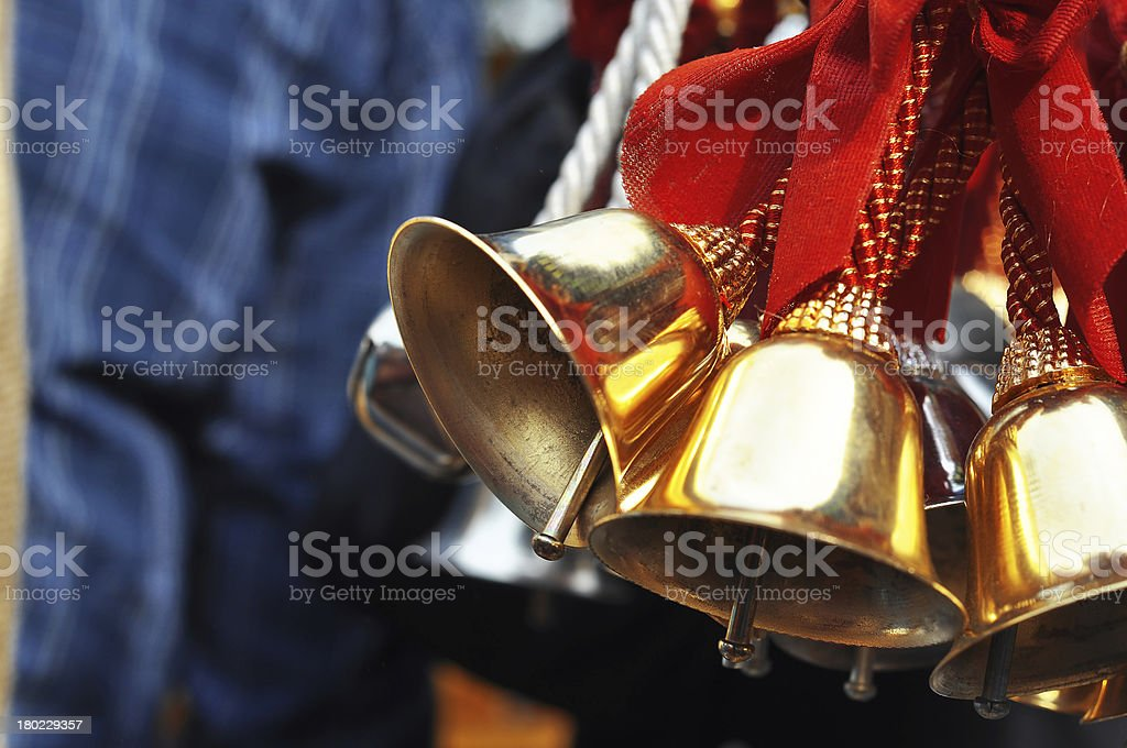 Small Bells royalty-free stock photo