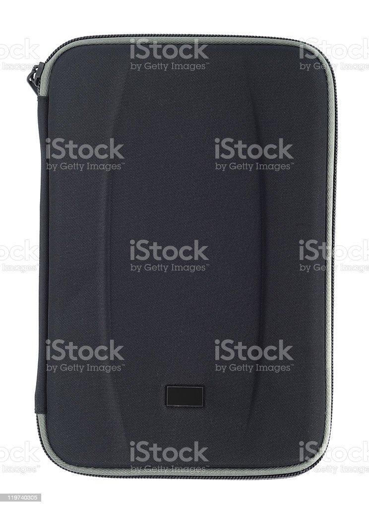 Small Black Case stock photo