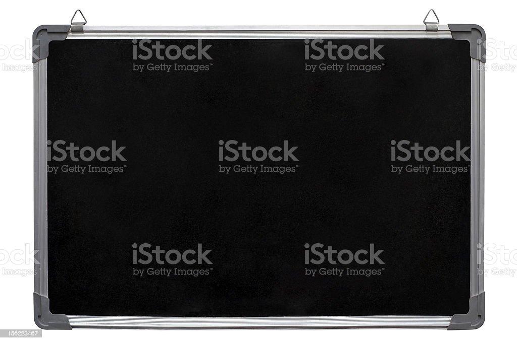 Small blackboard royalty-free stock photo