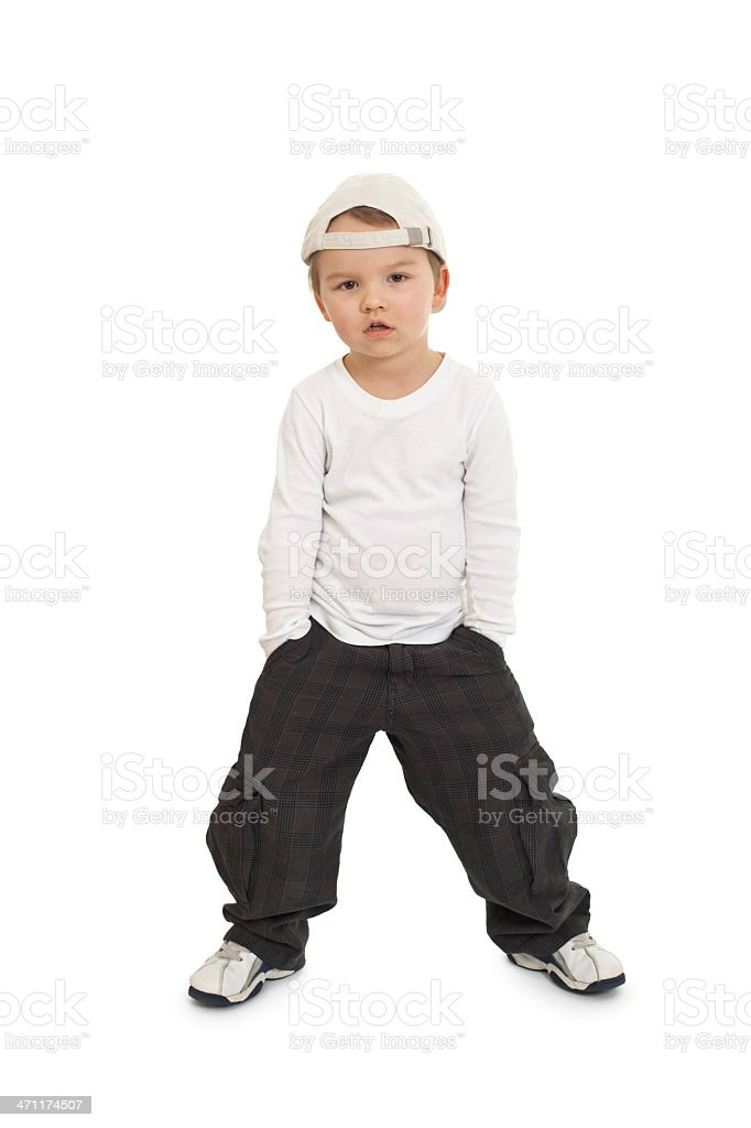 small boy royalty-free stock photo