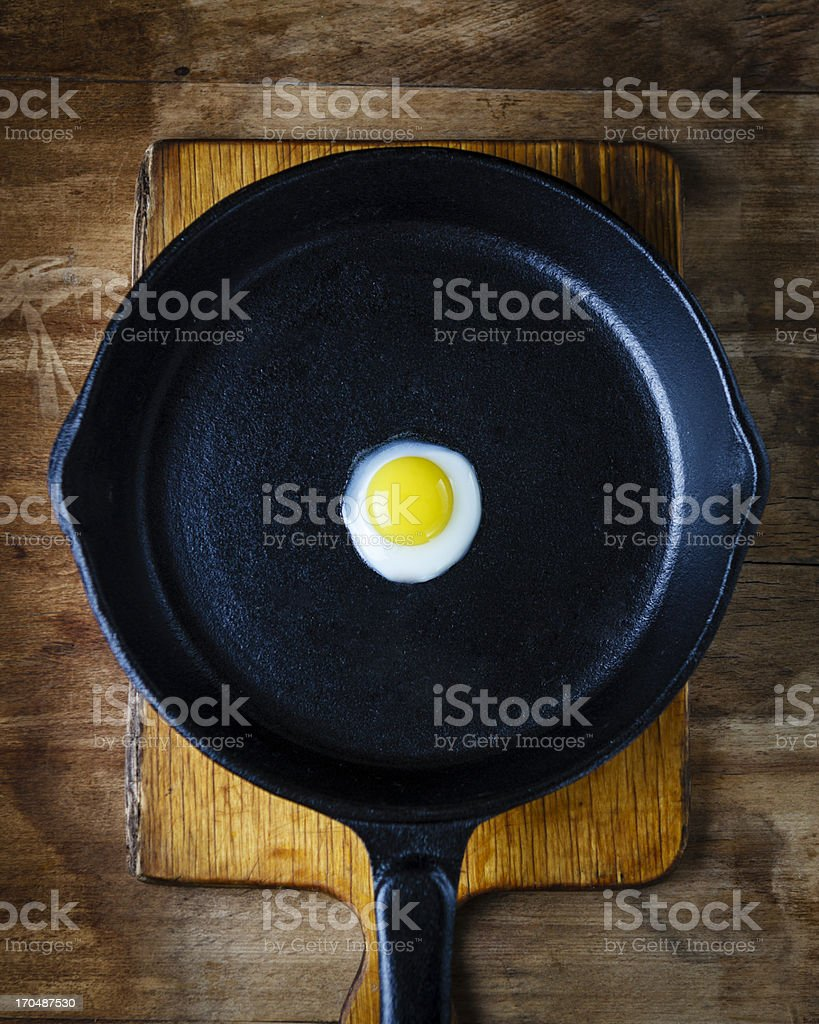 small breakfast stock photo