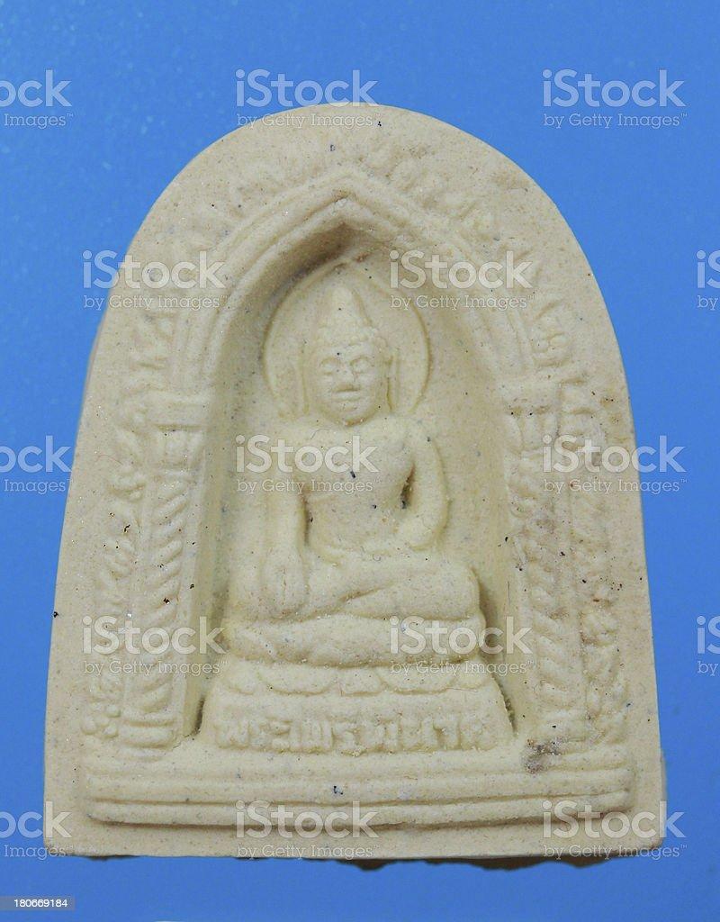 Small buddha 20 royalty-free stock photo