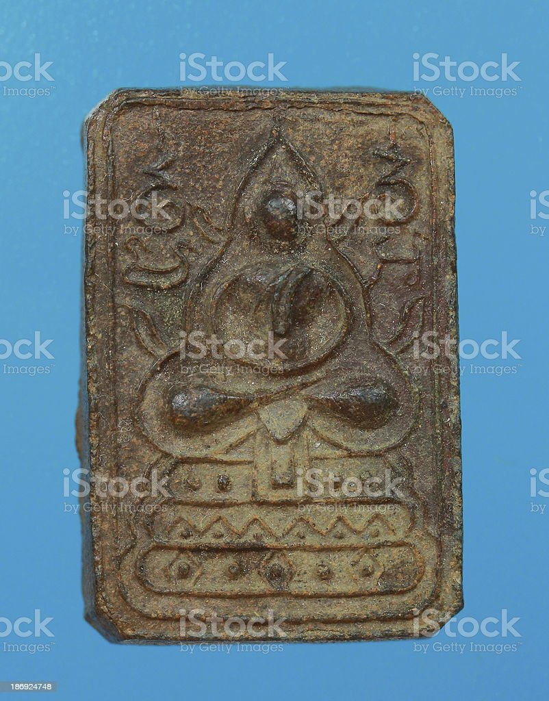 Small buddha 32 royalty-free stock photo