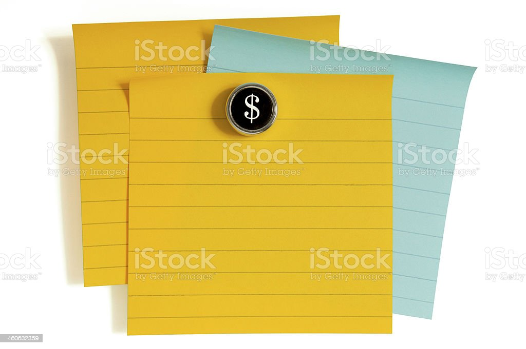 small budget royalty-free stock photo