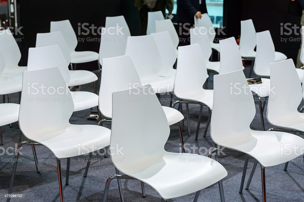 Small Business Conference stock photo