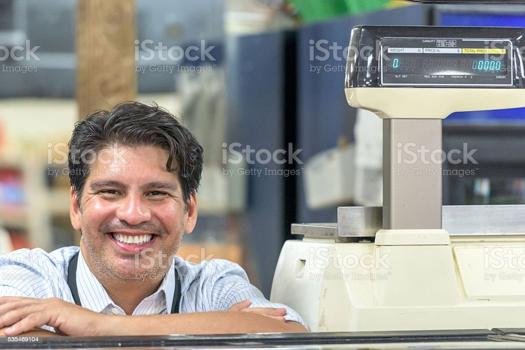 Small Business Owner (real people) stock photo