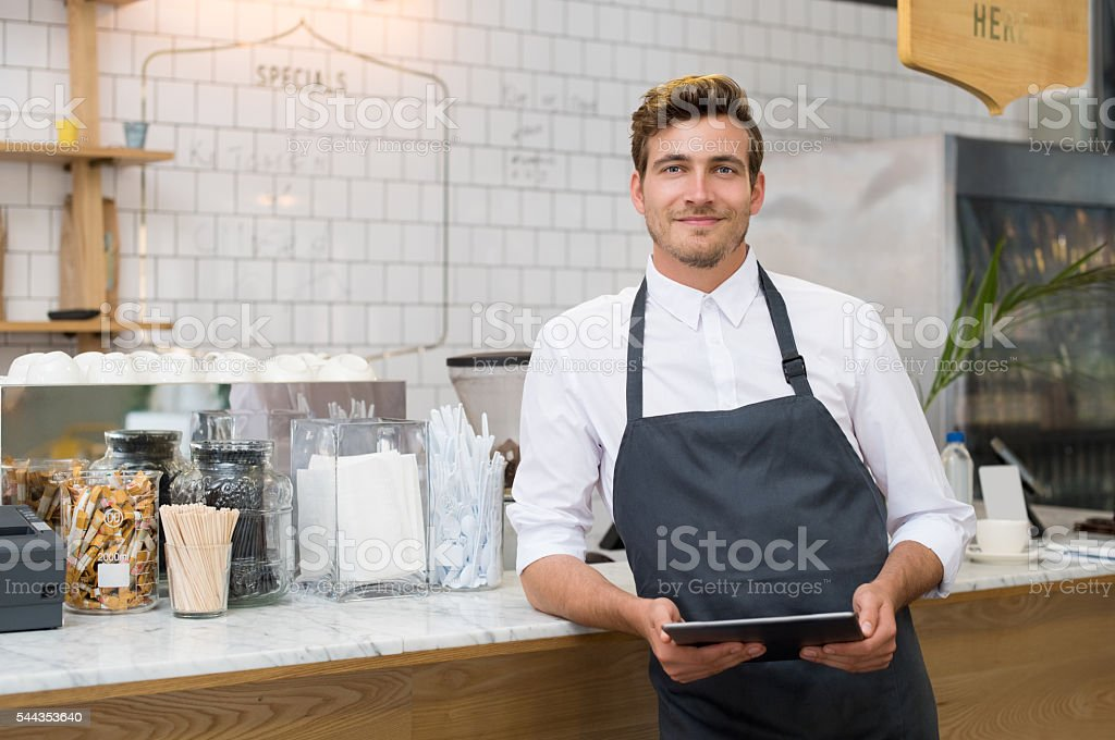 Small business stock photo