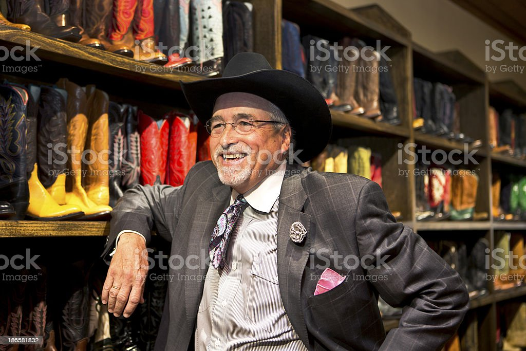 Small Business Portrait stock photo