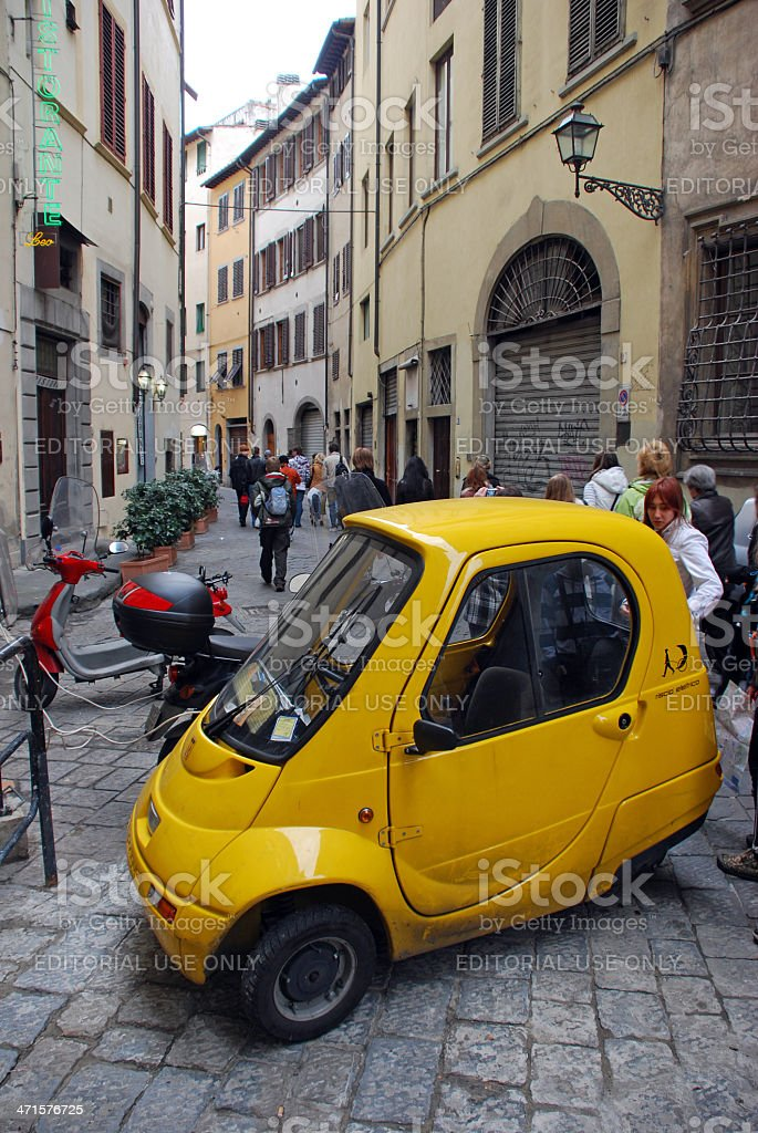 small car stock photo